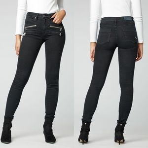 NWT Parasuco High Rise Jackie Fit Skinny Jeans 27